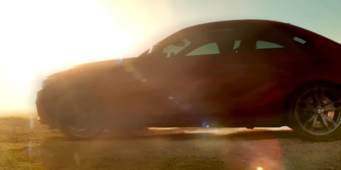 BMW 2 Series Coupe previewed in teaser video