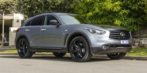Infiniti QX70 3.0D diesel to be dumped by end of 2016