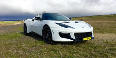 2016 Lotus Evora 400 Review:: Quick Drive
