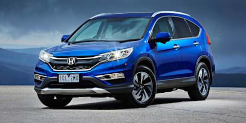 2017 Honda CR-V may feature seven seats