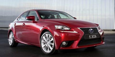 Lexus: Why we axed diesel IS in favour of hybrid
