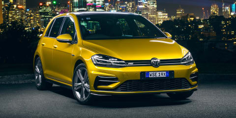 2019 Volkswagen Golf pricing and specs