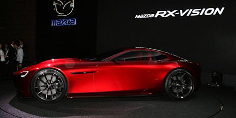 Mazda 'RX-9' still on the production backburner