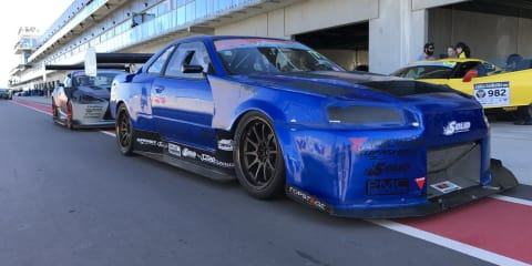 Gallery and wrap up of the CI Performance Time attack round in South Australia