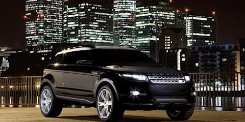 Land Rover LRX Black edition