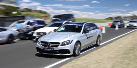 AMG Driving Academy Bathurst: The chance to conquer Mount Panorama in AMG's street-legal hot rods
