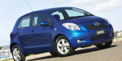 Toyota Yaris Hybrid production to start in France?