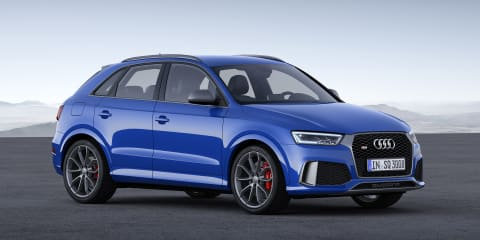 2017 Audi RS Q3 Performance revealed, Australian debut later this year