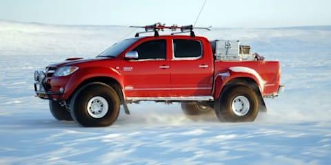 Arctic Trucks HiLux making Australian debut