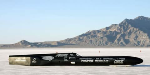 Video: Spectre SpeedLiner breaks world record with 560km/h run