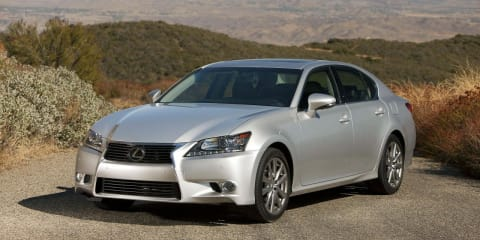 Lexus GS 250 base model under consideration for Australia