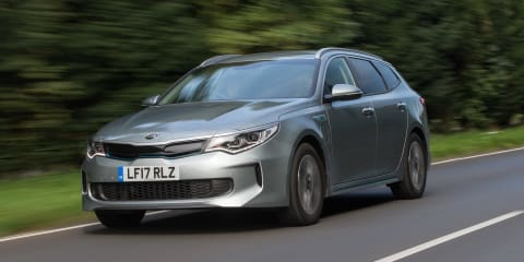 Kia Optima Sportwagon PHEV being re-considered for Australia