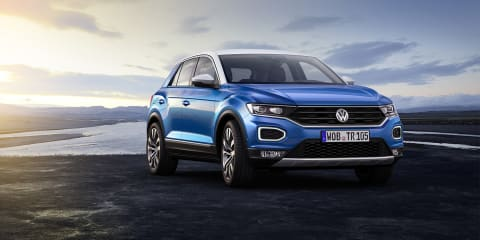 Volkswagen planning new small SUV for the US - report