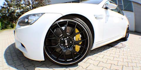 BMW M3 MOV'IT brake upgrade