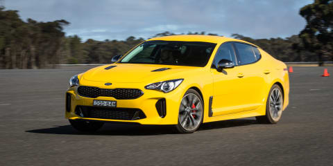 Kia Stinger: Respray promised for defective yellow paint