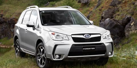 Subaru Forester News - Page 4: Review, Specification, Price