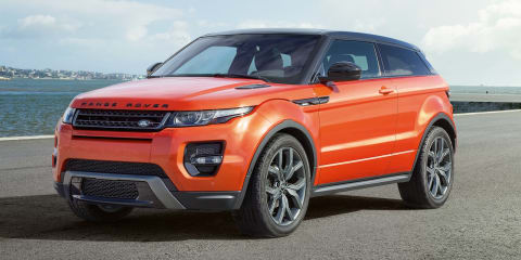 Range Rover Evoque Autobiography : more power, tech for new flagship