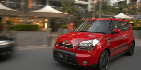 2009 Kia Soul Released in Australia