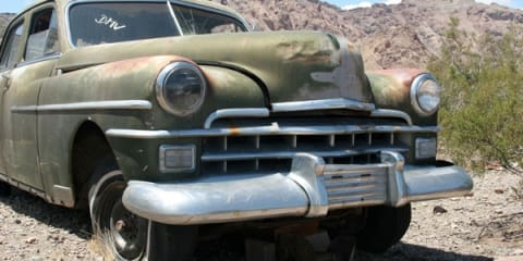 US 'Cash for Clunkers' scheme sees dubious results