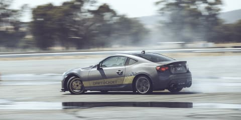 Drift Cadet: Learning how to drift... Without ruining your car