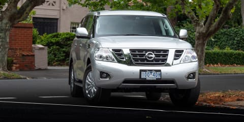 Nissan Patrol: Review, Specification, Price | CarAdvice