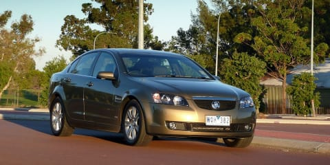 2009 Holden Calais Review & Road Test