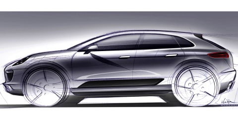Porsche Macan: Name confirmed for new baby SUV