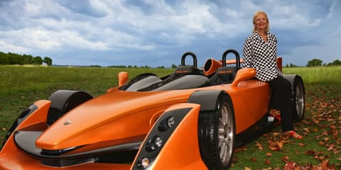 Top Gear U.K. to drive the Hulme supercar