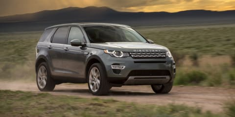 2015 Land Rover and Range Rover New Cars