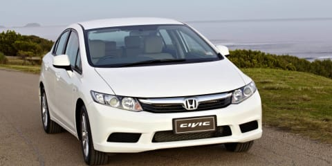 Honda Civic sedan Series II: Thai production shift brings new variants, revised spec