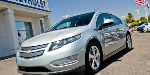 General Motors puts a price on the Chevrolet Volt