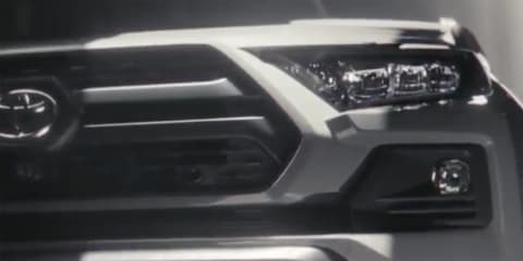 2019 Toyota RAV4 teased again