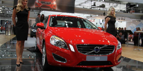 Volvo S60 at 2010 AIMS