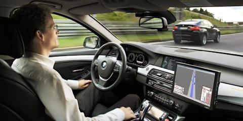 """BMW autonomous cars won't make """"life and death"""" decisions"""