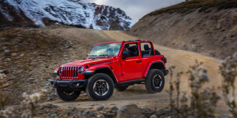 2018 Jeep Wrangler details and specs