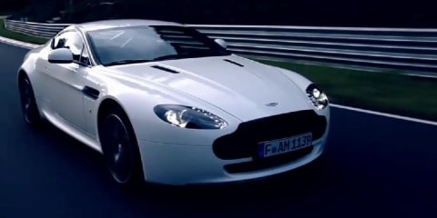 Video: Aston Martin Vantage N420
