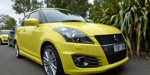2012 Suzuki Swift Sport Review
