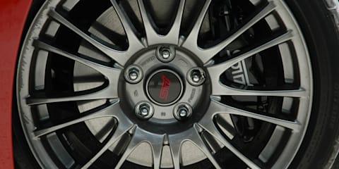 Subaru WRX STI vs Volkswagen Golf R vs Mitsubishi Lancer Evolution X