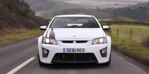 2009 Vauxhall VXR8 Bathurst Edition