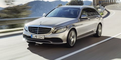 2018 Mercedes-Benz C-Class arriving in August