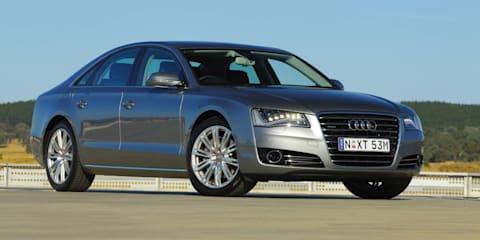 2011 Audi A8 range gets 3.0 TDI, 4.2 TDI engines