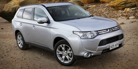 Mitsubishi recalls 1600 4WD diesel Outlander and ASX models