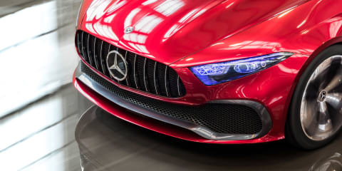 Mercedes-Benz: 'Many more' models in the pipeline, but premium image the top priority