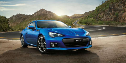 2015 Subaru BRZ: Suspension tweaks, styling changes for Toyota 86 twin