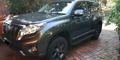2015 Toyota Landcruiser Prado Altitude (4x4) review