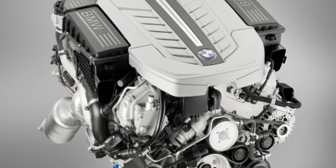 All-new V12 engine for BMW 7 Series flagship