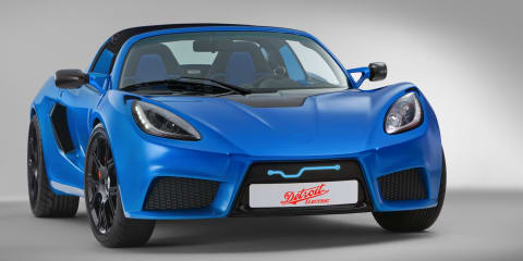 Detroit Electric SP:01: world's fastest pure-electric production car unveiled