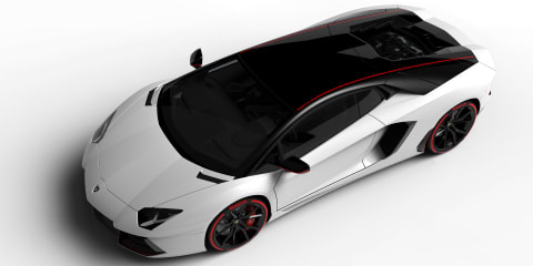 Lamborghini Aventador LP700-4 Pirelli Edition heading for production in 2015
