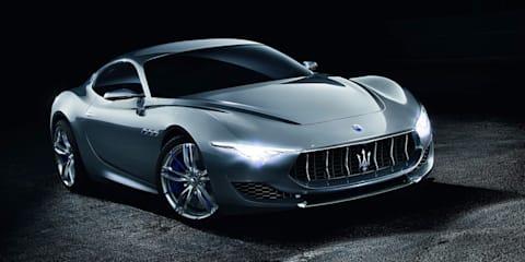 Maserati Alfieri sports car confirmed for production