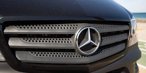 2018 Mercedes-Benz Sprinter could feature EV, autonomous driving options
